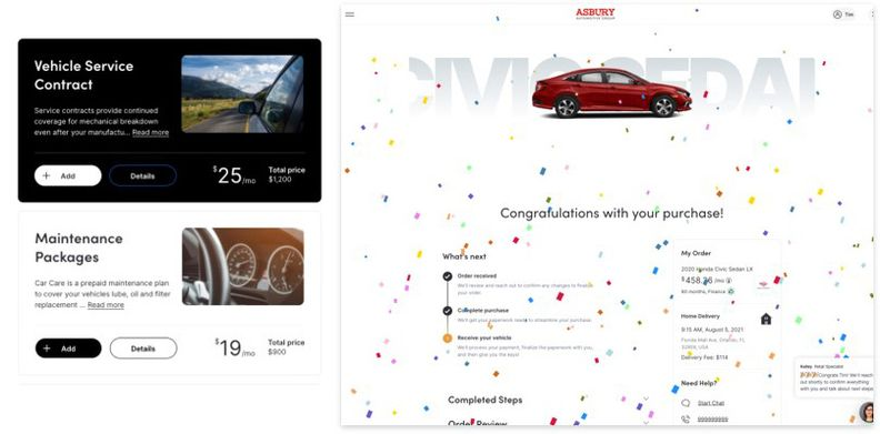 4,500 vehicles sold online: Similar front-end and F&I profits