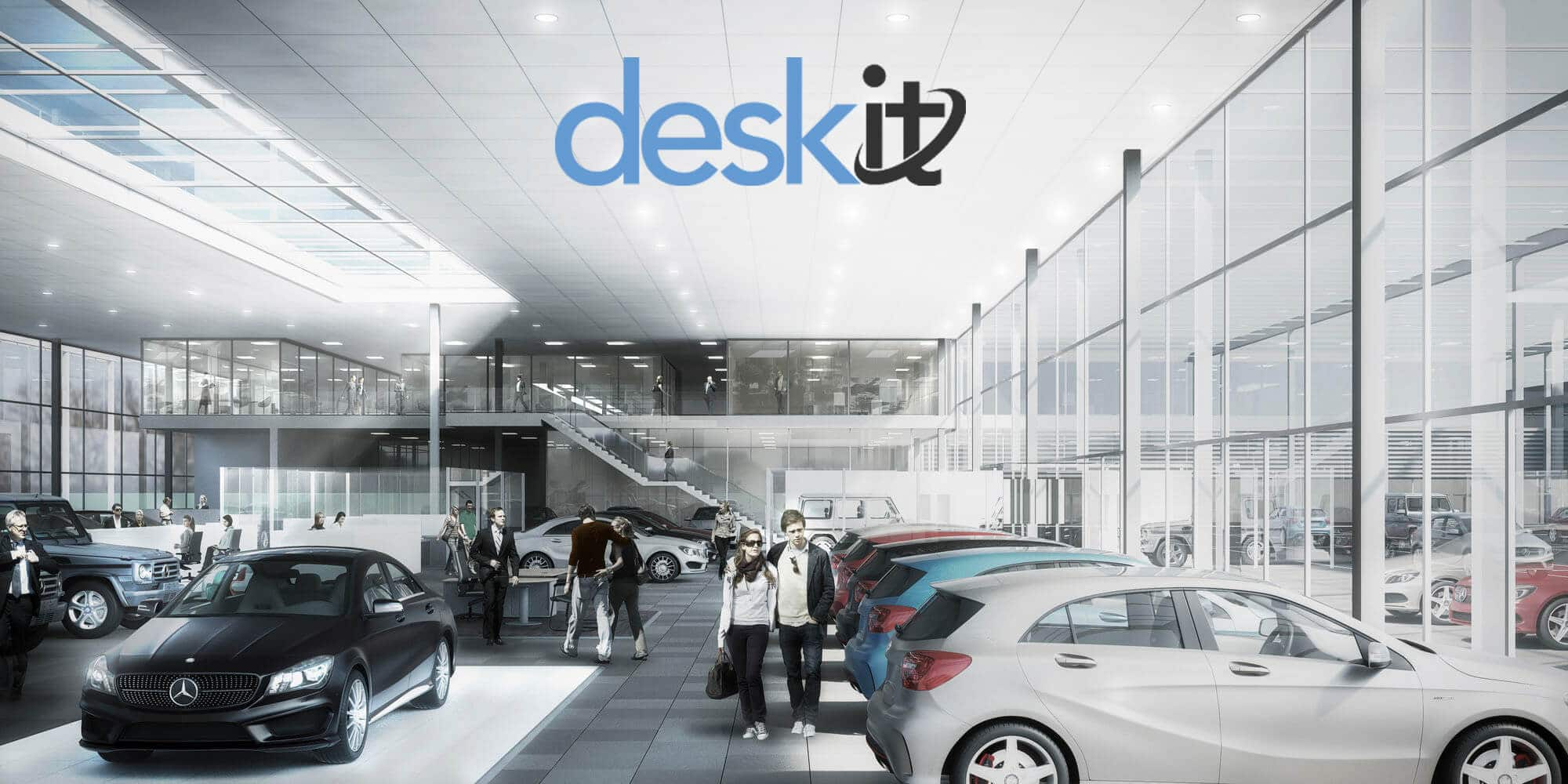 Reynolds partners with DealerCorp to deploy deskit & stockit